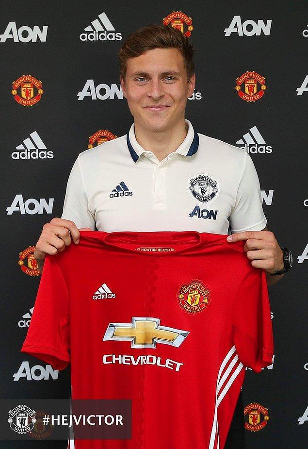 115. Victor Lindelöf ➡️  Manchester United