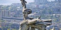 Экскурсия на волгоградскую Родину мать: почти в 2 раза выше статуи Свободы в Нью-Йорке