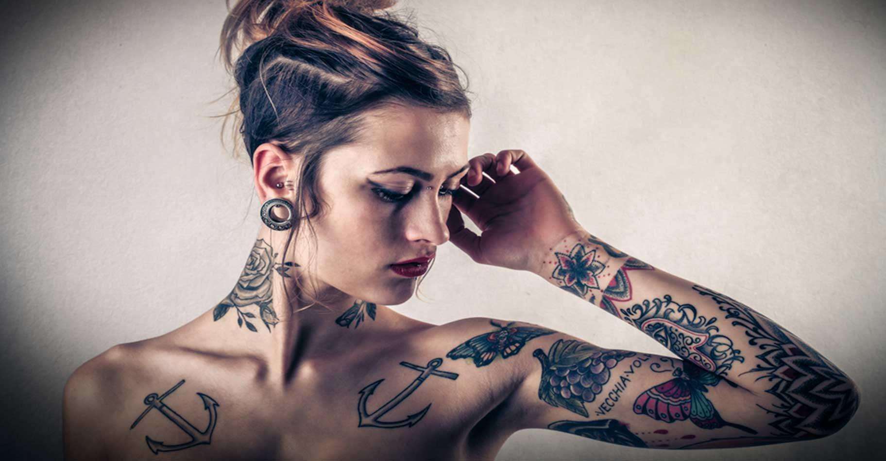 Хочу сделать татуировку но не знаю какую
