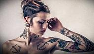 Тест: Какую татуировку вам следует сделать?