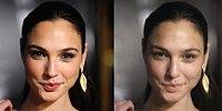 """Узнай, как они выглядят: 10 фото звезд, обработанных в приложении """"смывающем"""" макияж"""