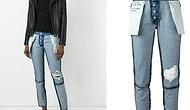 Джинсы шиворот-навыворот: глупый писк моды или тренд будущей осени?