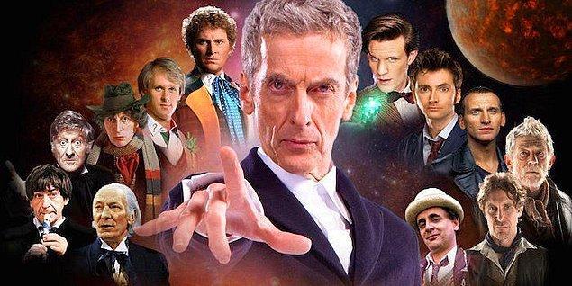 11. Doctor Who (2005–)    IMDb 8.5