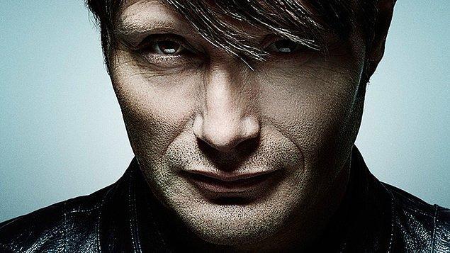 9. Hannibal (2013–2015)   IMDb  8.6