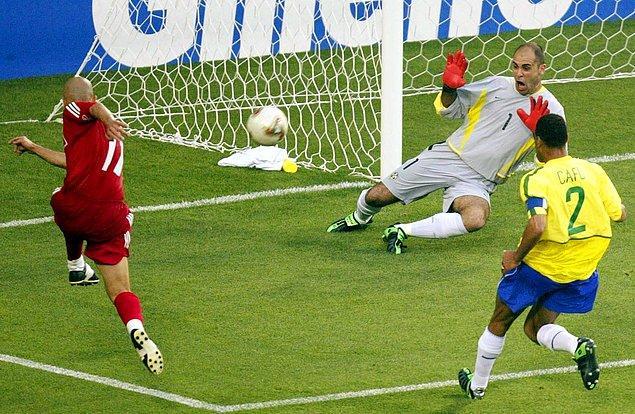 Tarihler 3 Haziran 2002'yi gösterdiğinde 1 ay sürecek rüyamız da başlamış oldu.