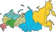 Тест: Угадываем, из какой вы части России!
