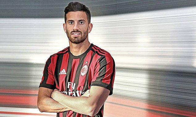 106. Mateo Musacchio ➡️  AC Milan