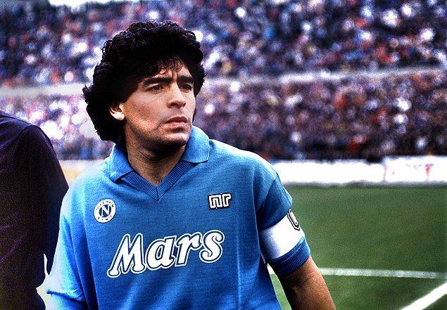 9. Maradona