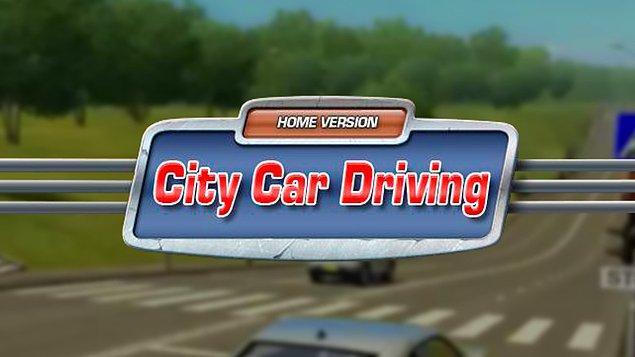 10. City Car Driving