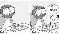 Очаровательные комиксы об отношениях от Catana, девушки, которая рисует свою жизнь