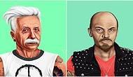 Если бы эти 16 исторических личностей были хипстерами...