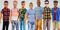 Теперь Барби есть из чего выбирать: компания Mattel выпустила коллекцию из 15 Кенов!