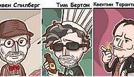 14 комиксов о том, что было бы, если бы знаменитые режиссеры были поварами