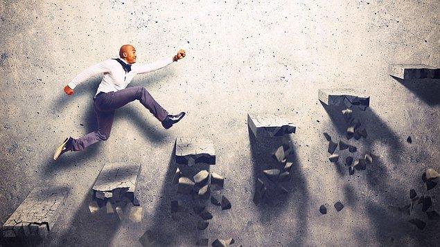 Başaracağına olan inancını asla kaybetme!
