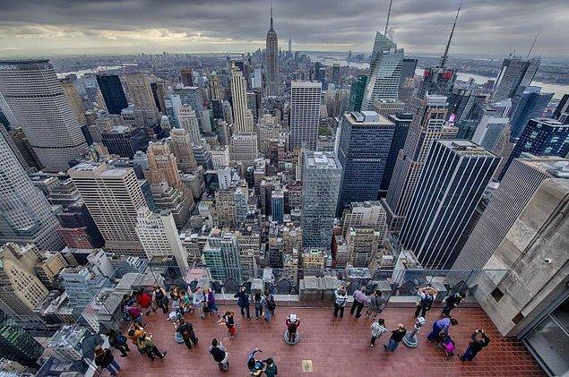 38. Rockefeller Binası, NY