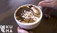 Кофейный 2D и 3D арт: мастерство этого бариста зашкаливает!
