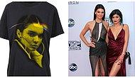 Кайли и Кендалл Дженнер выпустили коллекцию «винтажных» футболок и взбесили общественность