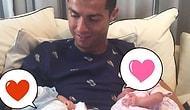 Самый главный дубль: Криштиану Роналду стал отцом во второй раз
