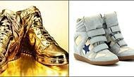 Спорим, вы не сможете найти самые дорогие кроссовки с первого раза?
