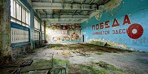 20 фотографий заброшенных советских помещений, напоминающих декорации к фильмам ужасов