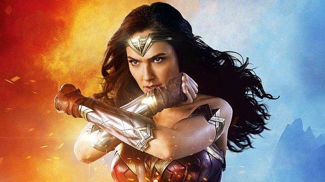 5. Wonder Woman (2017)    IMDb 8.0