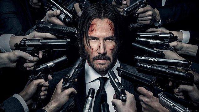 8. John Wick: Chapter 2 (2017)   IMDb  7.7