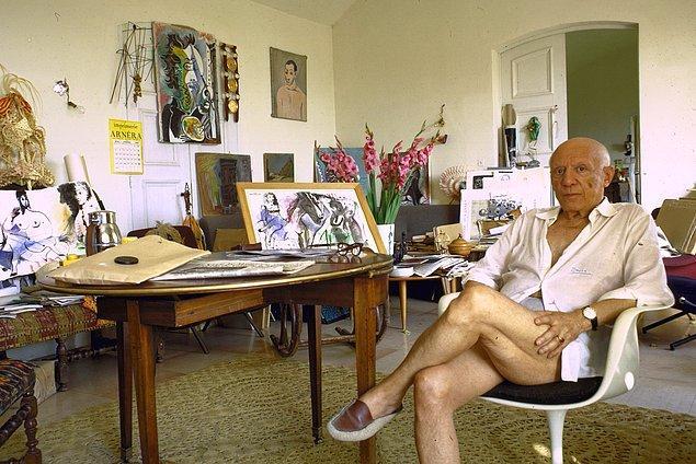 Pablo Picasso'yu kimlerin canlandıracağı şimdilik muamma ama olgunluk dönemini Geoffrey Rush kalitesinde ünlü bir oyuncunun canlandırması muhtemel gözüküyor.