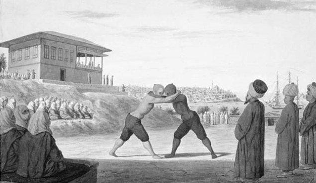 8. Kırkpınar Yağlı Güreş