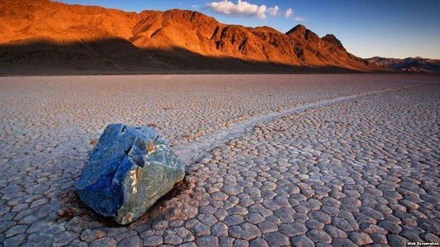 8. Ölüm Vadisi (Death Valley), ABD