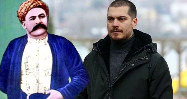 """1. """"Deliormanlı Türk güreşçisi"""" olarak dünyaya nam salan Koca Yusuf'un hayatını anlatacak filmin başrolünde Çağatay Ulusoy yer alacak."""