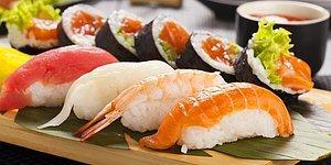 Вы можете есть суши, только если наберете хотя бы 9/13 в этом тесте
