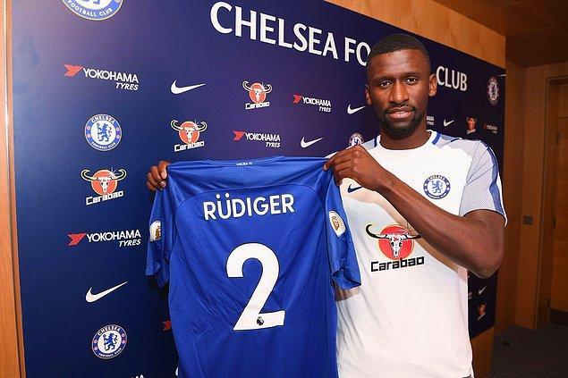 54. Antonio Rüdiger ➡️  Chelsea