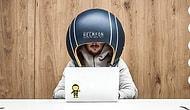 """Не можете сконцентрироваться на рабочем месте? Удивительный шлем """"Helmfon"""" блокирует шум и защищает личное пространство"""