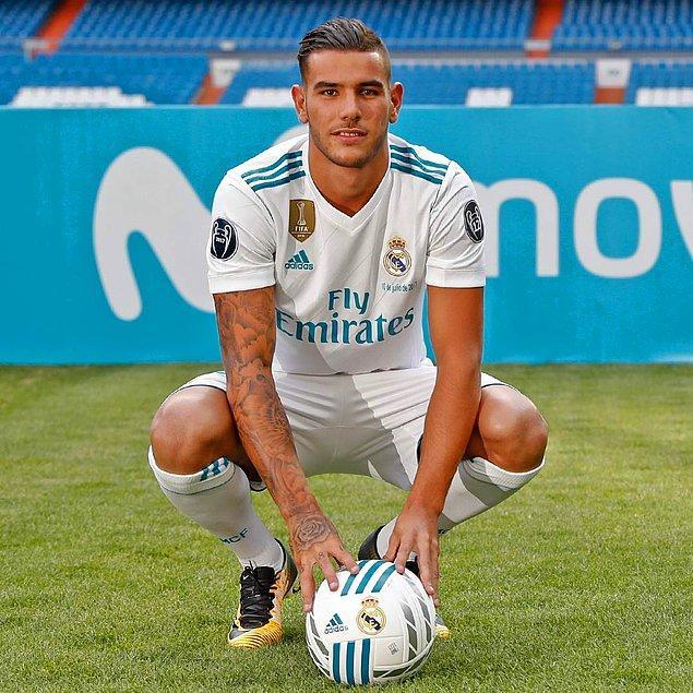53. Theo Hernandez ➡️  Real Madrid