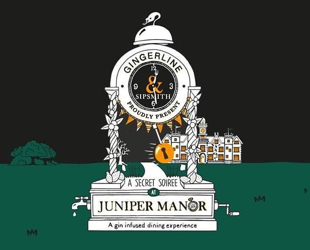 14. Juniper Manor'da cini yeniden keşfedin.