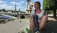 Девушка с протезом ноги совершила тур по Европе и задокументировала это необычным способом