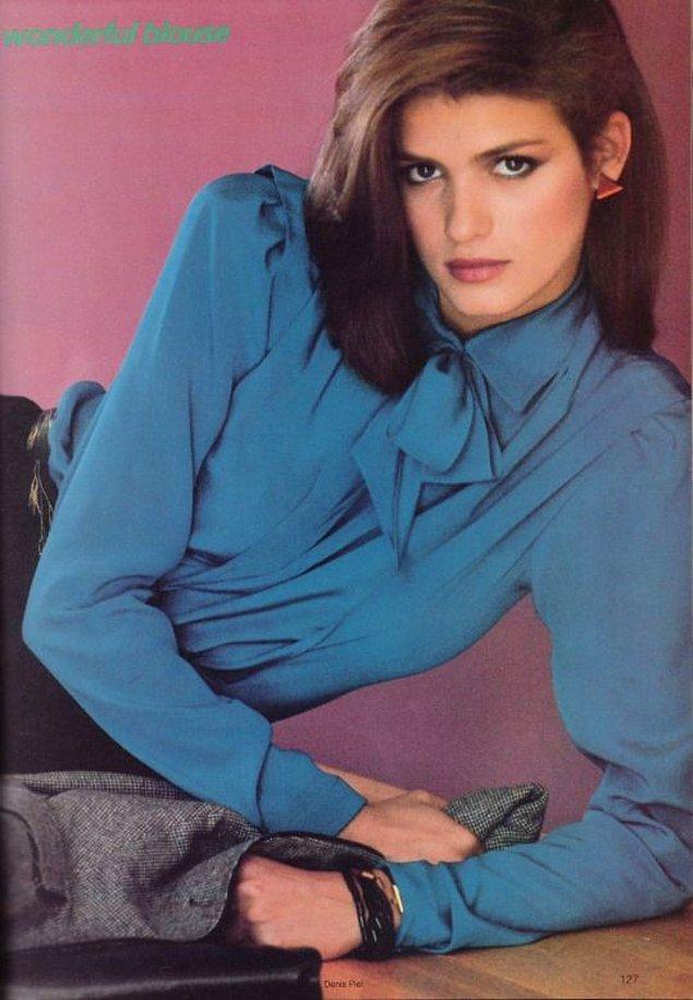 Moda camiası Gia'nın kariyerinin tamamen bittiğini düşünür.