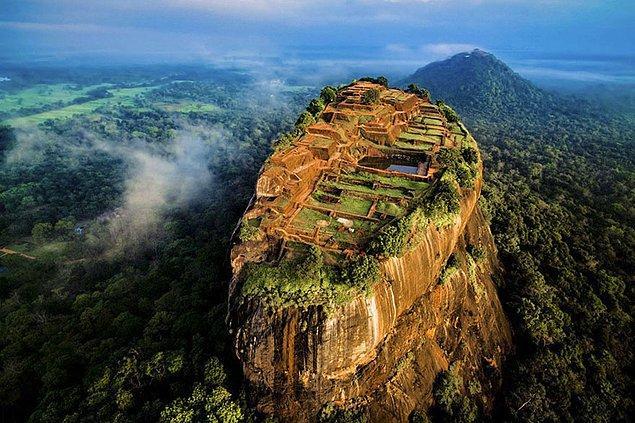 4. Sigiriya, Sri Lanka (Doğa, Finalist)