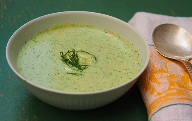 2. Sıcak çorbalara güle güle!