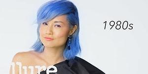 100-летняя эволюцию цвета волос женщин в ролике от Allure