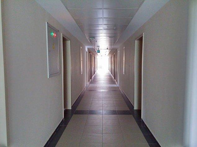 Koridor genişliğiyle ilgili maddeler kaldırıldı, merdiven genişliği daraltıldı