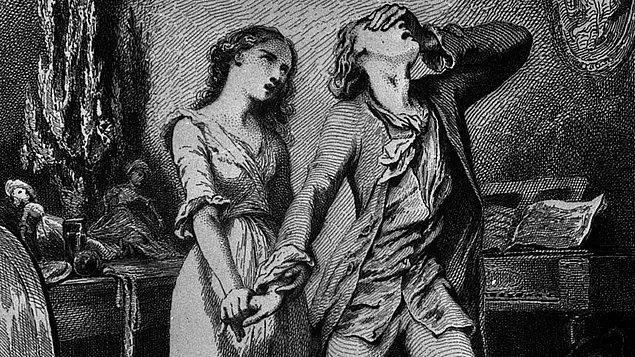 """3. Hadi bunu da bil bakalım. Birçok gencin okuduktan sonra intihar ettiği imkansız bir aşkı anlatan """"Genç Werther'in Acıları"""" kitabının yazarı kimdir?"""