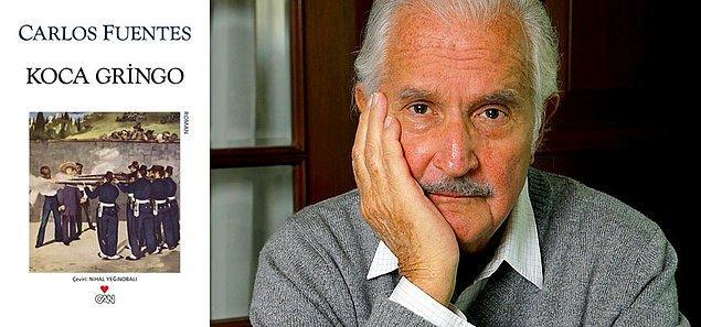 8. Koca Gringo (Carlos Fuentes)