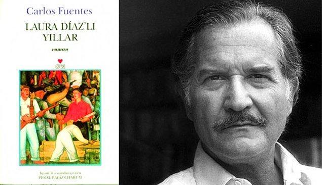 14. Laura Diaz'lı Yıllar (Carlos Fuentes)