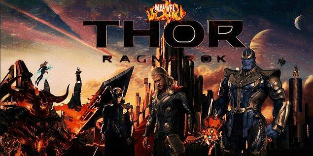 13. Thor Ragnarök - 27 Ekim