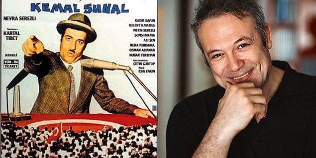 2. Kemal Sunal'ın dönemin siyasetini iğneleyen Zübük filmi yeniden çekiliyor, başrolde Levent Üzümcü olacak.