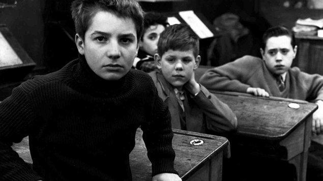 4. 400 Darbe (1959)  | IMDb  8.1