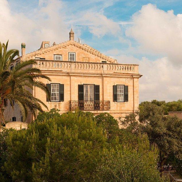 4. Akdeniz severlere bir başka şık seçenek: Minorka