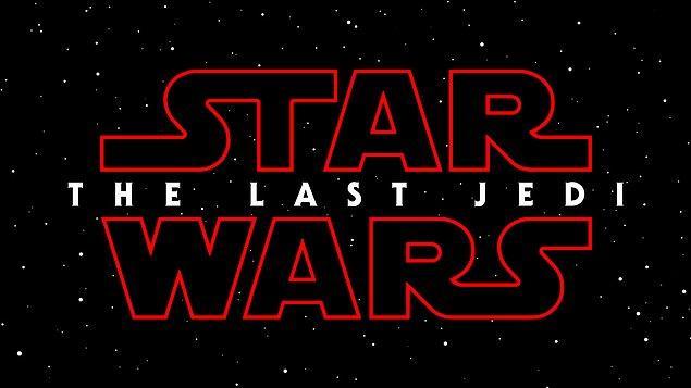 """20. Yıldız Savaşları Son Jedi """"Star Wars: The Last Jedi"""" 15 Aralık"""