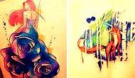 Брызги красок и полет фантазии: 20 идей татуировок в стиле акварель